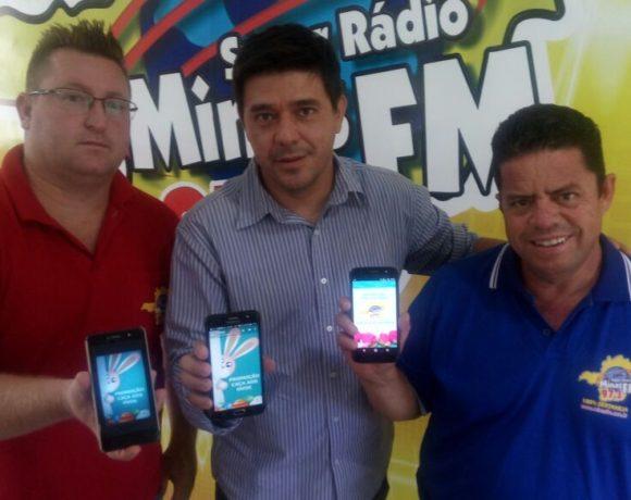 Access x Rádio Minas FM 97.3 – Mais um caso de sucesso!